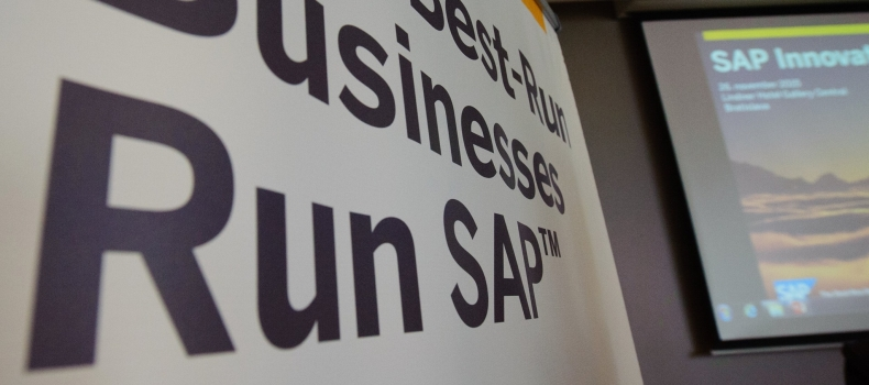SAP Innovation Day 2015